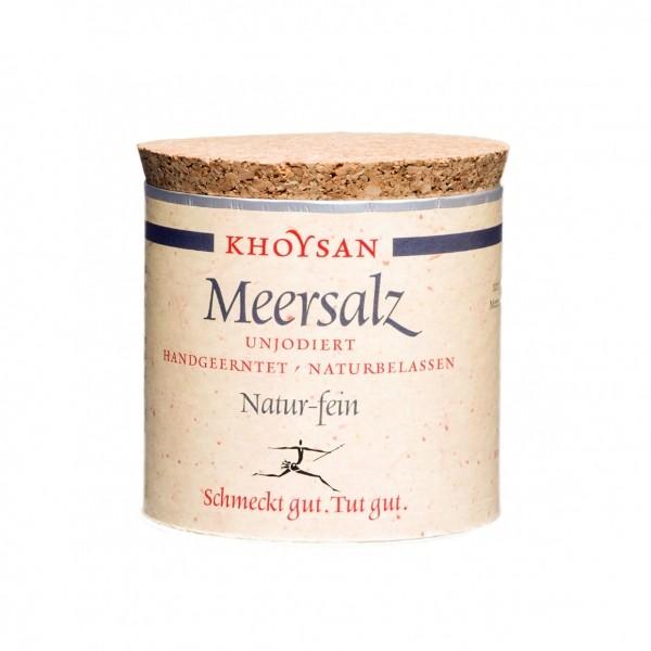 Khoysan Meersalz - Natur fein, 200g