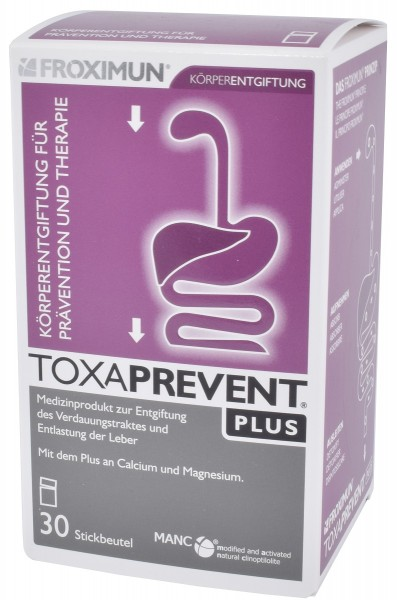 TOXAPREVENT®plus Pulver
