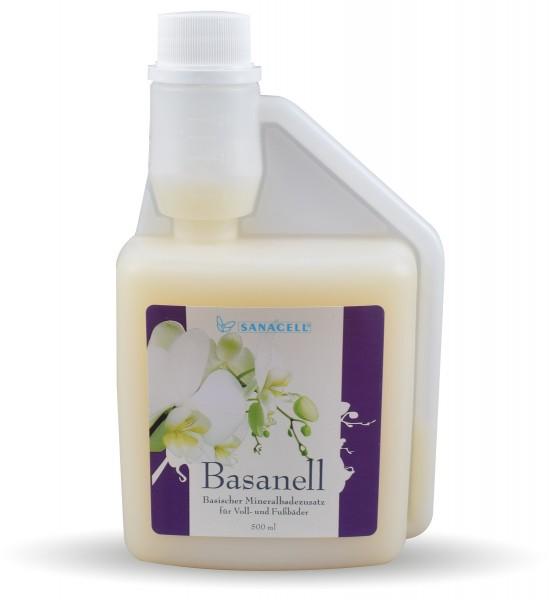 Basanell - basischer Mineralbadezusatz