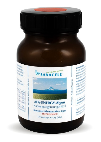 AFA-Energy-Algen - Vegicaps á 500mg